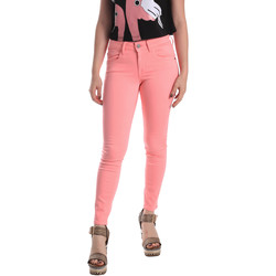 Ruhák Női Skinny farmerek Fornarina SE171L46D86868 Rózsaszín