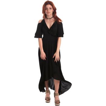 Ruhák Női Hosszú ruhák Fornarina SE178D69CA2000 Fekete