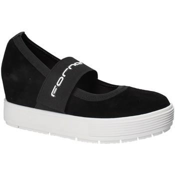 Cipők Női Balerina cipők  Fornarina PE17MJ1004S000 Fekete