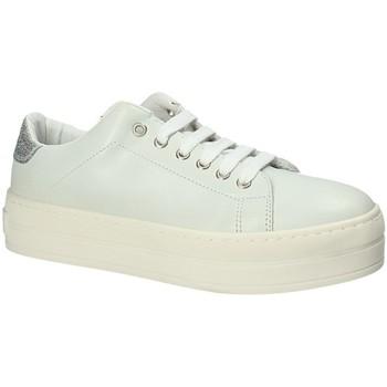 Cipők Női Rövid szárú edzőcipők Fornarina PE17MX1108C009 Fehér