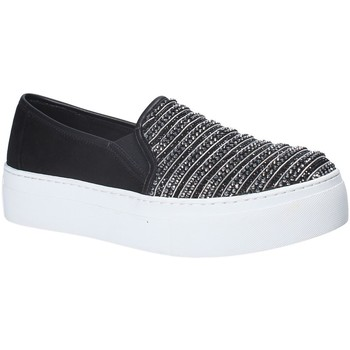 Cipők Női Belebújós cipők Fornarina PE17RY1111S000 Fekete