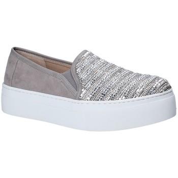 Cipők Női Belebújós cipők Fornarina PE17RY1111S006 Szürke