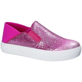 Cipők Női Belebújós cipők Fornarina PE17YM1002V062 Rózsaszín