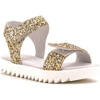 Cipők Lány Szandálok / Saruk Holalà HT130003S Sárga