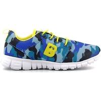 Cipők Gyerek Rövid szárú edzőcipők Blaike BS180003S Kék