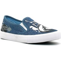 Cipők Gyerek Belebújós cipők Blaike BV020006T Kék