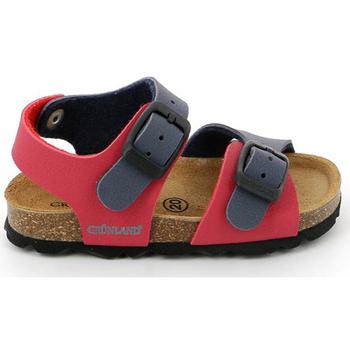 Cipők Gyerek Szandálok / Saruk Grunland SB0025 Piros