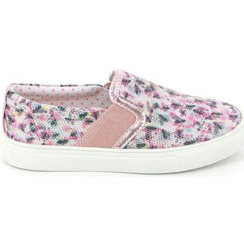 Cipők Gyerek Belebújós cipők Grunland SC3259 Rózsaszín