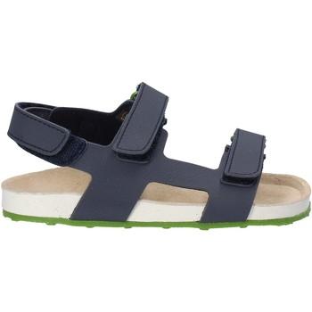 Cipők Gyerek Szandálok / Saruk Grunland SB0831 Kék