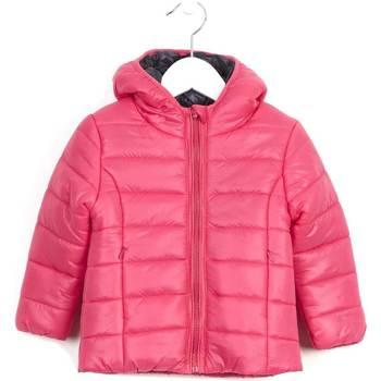 Ruhák Gyerek Steppelt kabátok Losan 626 2650AD Rózsaszín