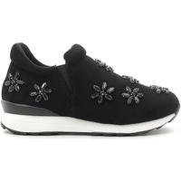 Cipők Lány Belebújós cipők Holalà HS040001S Fekete
