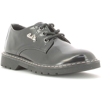 Cipők Gyerek Oxford cipők Lulu LL130009S Fekete