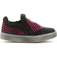 Cipők Lány Belebújós cipők Lulu LS150024T Fekete