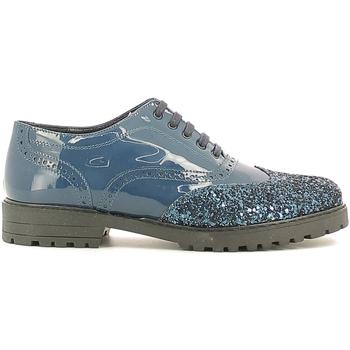 Cipők Gyerek Oxford cipők Alberto Guardiani GK21000G Kék