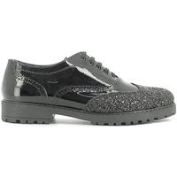 Cipők Gyerek Oxford cipők Alberto Guardiani GK22100G/--B/XV00-- Fekete