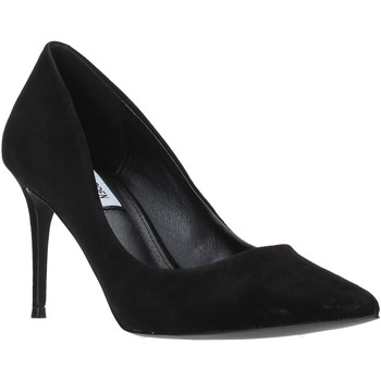 Cipők Női Félcipők Steve Madden SMSLILLIE-BLKS Fekete