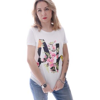 Ruhák Női Rövid ujjú pólók Fracomina FR20SP368 Fehér