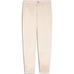 Ruhák Női Chino nadrágok / Carrot nadrágok Nero Giardini E060100D Bézs