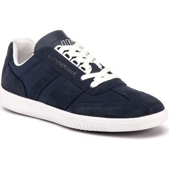 Cipők Férfi Rövid szárú edzőcipők Lumberjack SM54605 001 V42 Kék