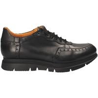 Cipők Férfi Oxford cipők Rogers 351-69 Fekete