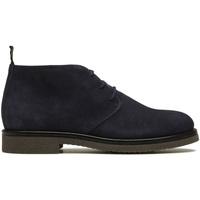 Cipők Férfi Csizmák IgI&CO 2108111 Kék