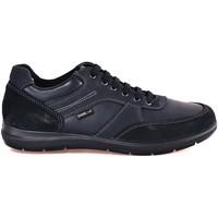 Cipők Férfi Rövid szárú edzőcipők Enval 2234622 Kék