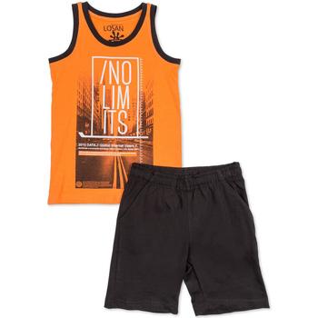 Ruhák Fiú Együttes Losan 713 8044AA Narancssárga