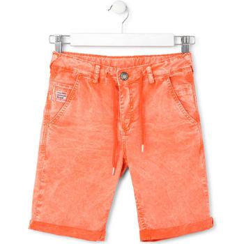 Ruhák Gyerek Rövidnadrágok Losan 713 9010AA Narancssárga