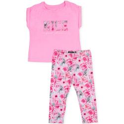 Ruhák Lány Együttes Losan 714 8004AB Rózsaszín