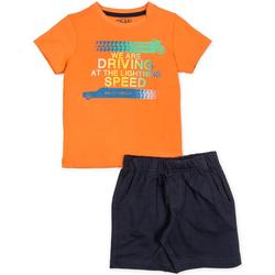 Ruhák Fiú Együttes Losan 715 8047AC Narancssárga