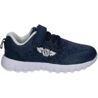 Cipők Gyerek Rövid szárú edzőcipők Lelli Kelly L17E4814 Kék