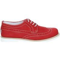 Cipők Gyerek Oxford cipők Melania ME6045F7E.W Piros