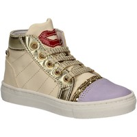 Cipők Lány Magas szárú edzőcipők Melania ME1080B7E.B Rózsaszín