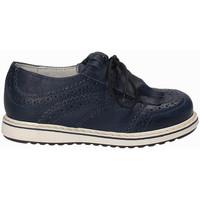 Cipők Fiú Oxford cipők Melania ME2077D7E.B Kék