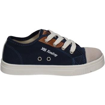 Cipők Gyerek Rövid szárú edzőcipők Xti 54851 Kék