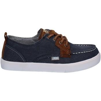 Cipők Fiú Vitorlás cipők Xti 54932 Kék