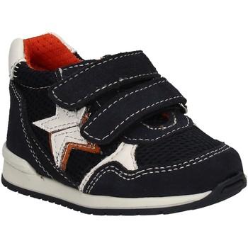Cipők Fiú Rövid szárú edzőcipők Melania ME1092B7E.G Kék