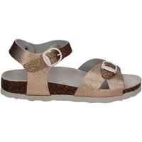 Cipők Lány Szandálok / Saruk Bionatura 22B1005 Rózsaszín