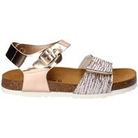 Cipők Lány Szandálok / Saruk Bamboo BAM-218 Fehér