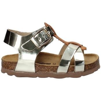Cipők Lány Szandálok / Saruk Bamboo BAM-215 Sárga