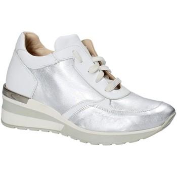Cipők Női Rövid szárú edzőcipők Exton E06 Ezüst