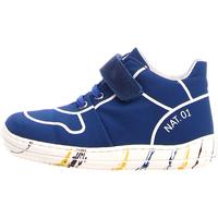 Cipők Gyerek Rövid szárú edzőcipők Naturino 2013463-03-0C03 Kék