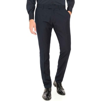 Ruhák Férfi Chino nadrágok / Carrot nadrágok Antony Morato MMTR00369 FA600040 Kék
