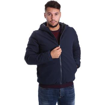 Ruhák Férfi Steppelt kabátok Invicta 4442128/UM Kék