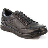 Cipők Férfi Rövid szárú edzőcipők Lumberjack SM33904 001 B13 Fekete