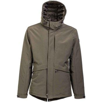 Ruhák Férfi Parka kabátok U.S Polo Assn. 42758 51919 Zöld