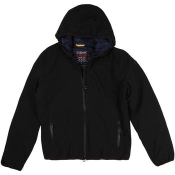 Ruhák Férfi Steppelt kabátok U.S Polo Assn. 43017 51919 Fekete