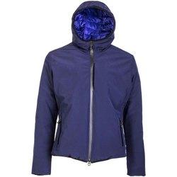 Ruhák Férfi Steppelt kabátok U.S Polo Assn. 43017 51919 Kék