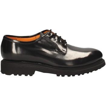 Cipők Férfi Oxford cipők Rogers 371-69 Fekete