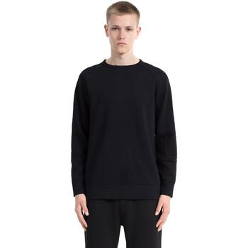 Ruhák Férfi Pulóverek Calvin Klein Jeans J30J302268 Fekete